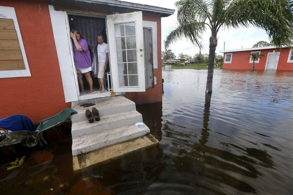 Poplave na Floridi po orkanu Irma - 5