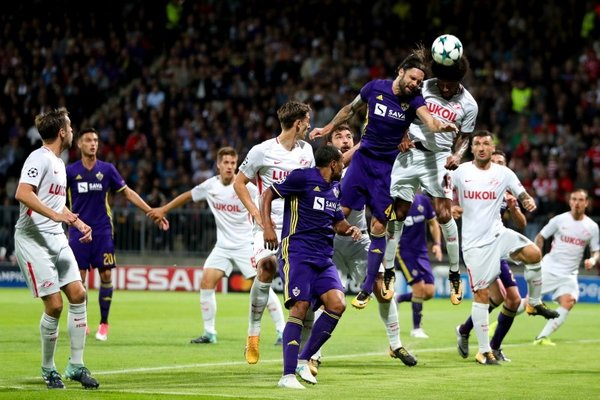 Maribor - Spartak Moskva - 6