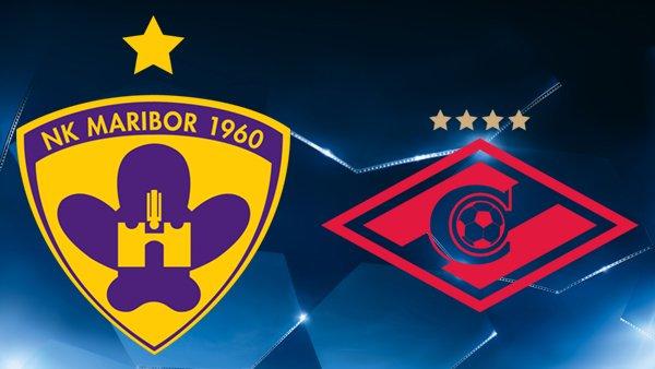 Maribor - Spartak Moskva