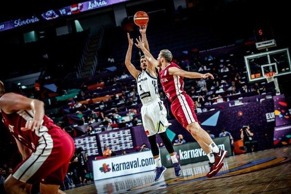 Slovenija - Latvija EuroBasket 2017 - 6