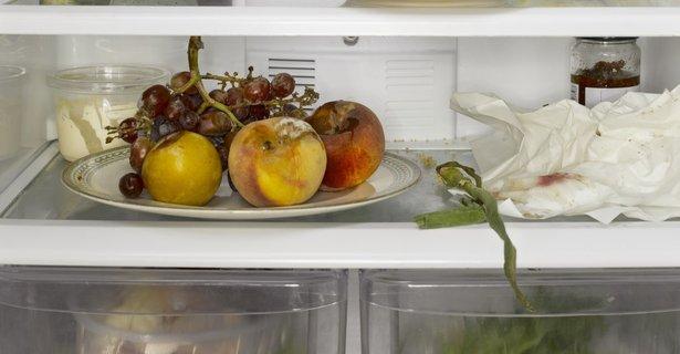 Zanemarjen hladilnik