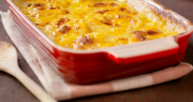 Gratiniran krompir