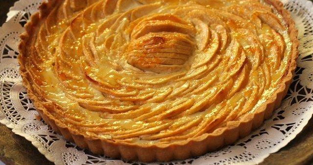 Francoska jabolčna pita