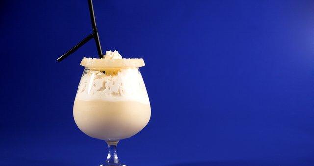 Ananasova krema z rumom