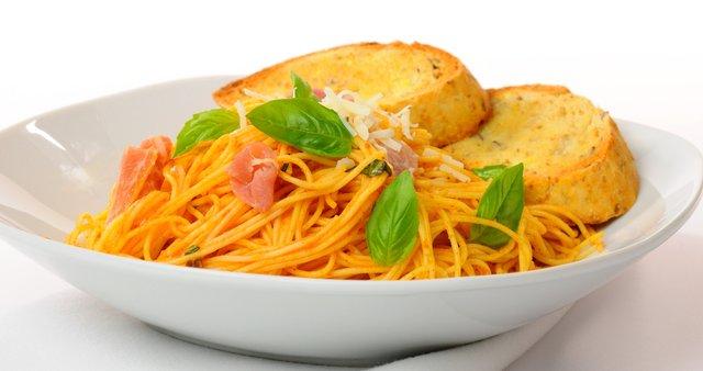 Špageti po milansko