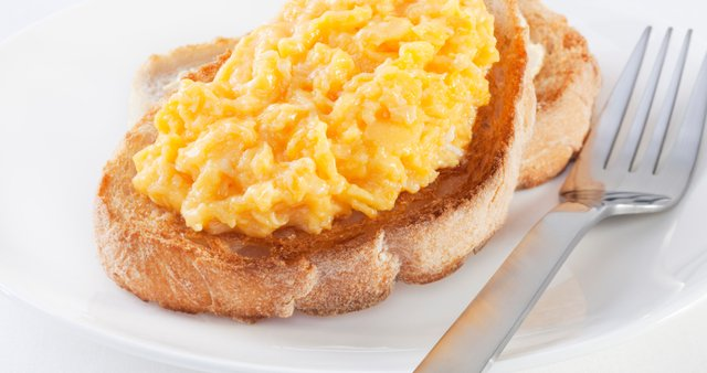 Umešana jajca