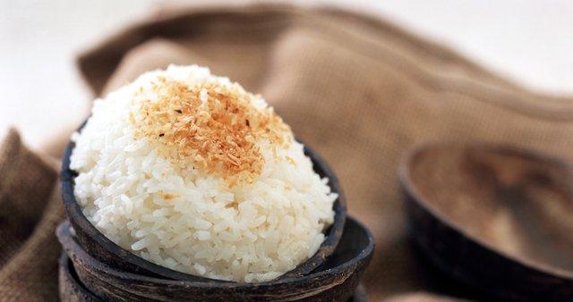 Kokosov riž