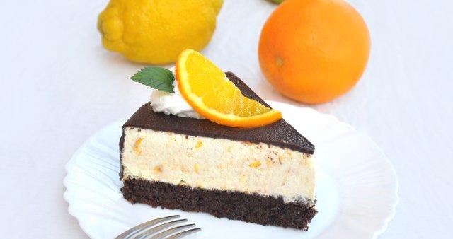 Čokoladno-pomarančna torta - UGC - uporabniški recept