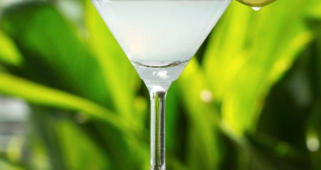 Margarita s kokosom in limoninim likerjem