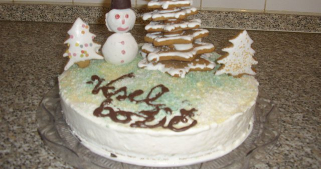Božična torta