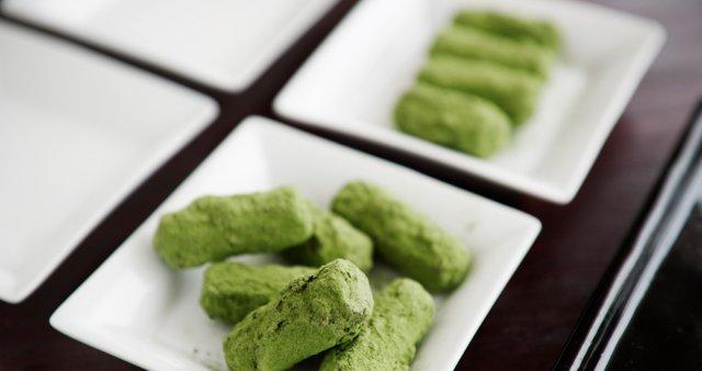 Trufli iz zelenega čaja