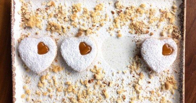 Valentinovi linški piškoti