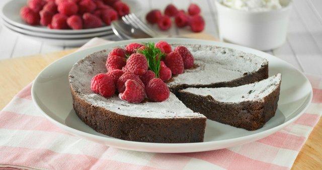 Švedska čokoladna torta