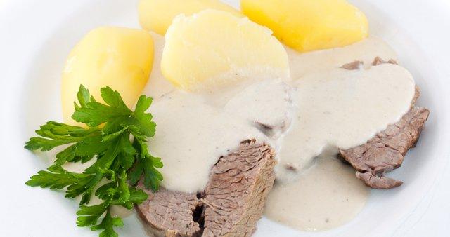 Kuhana govedina s hrenom