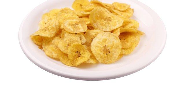 Bananin čips