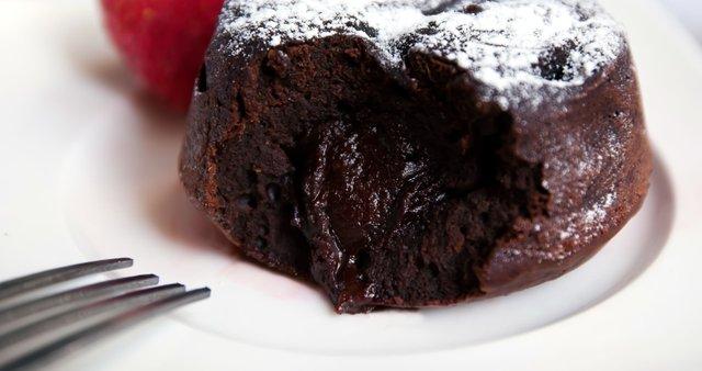 Čokoladne tortice s tahinijem
