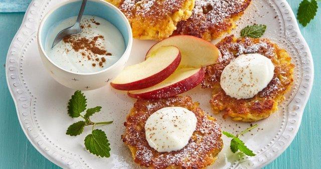 Jabolčne palačinke
