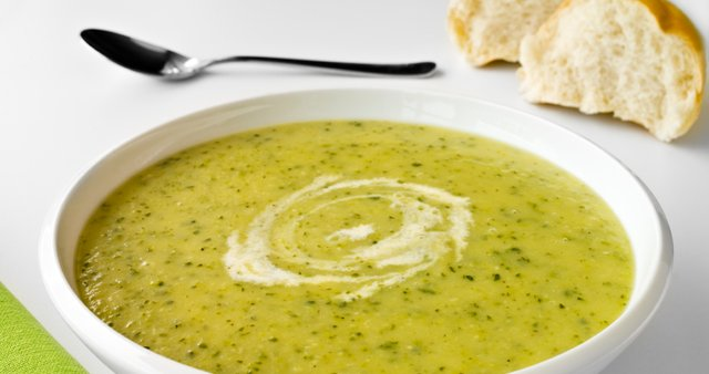 Bučkina kremna juha