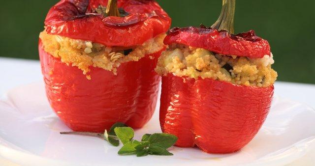 Polnjena paprika