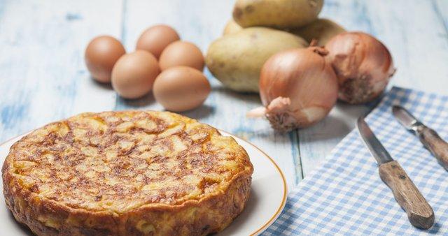 Rezultat slika za Åpanska tortilja po receptu