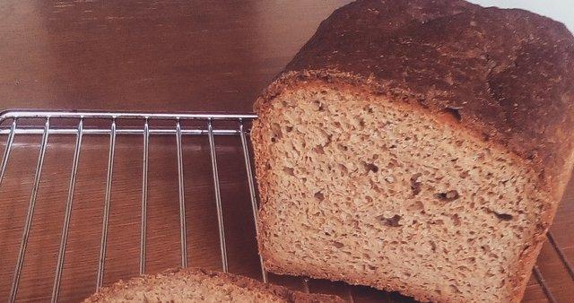 Brezglutenski veganski kruh