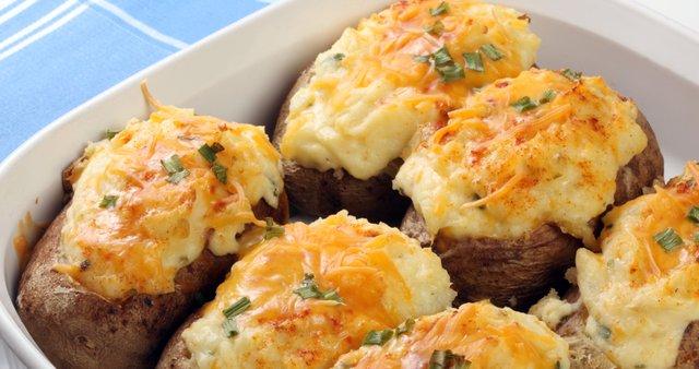 Gurmanski krompir z zelišči