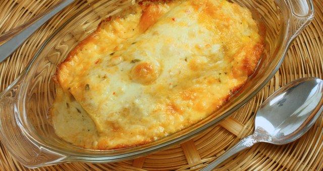 Sirova enchilada