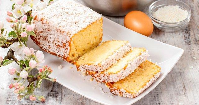 Kokosov kolač