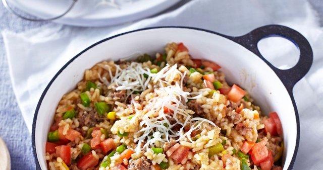 Mehiška rižota
