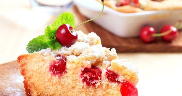 Češnjeva torta