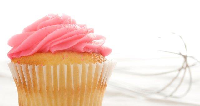 Vanilijeve cupcakes