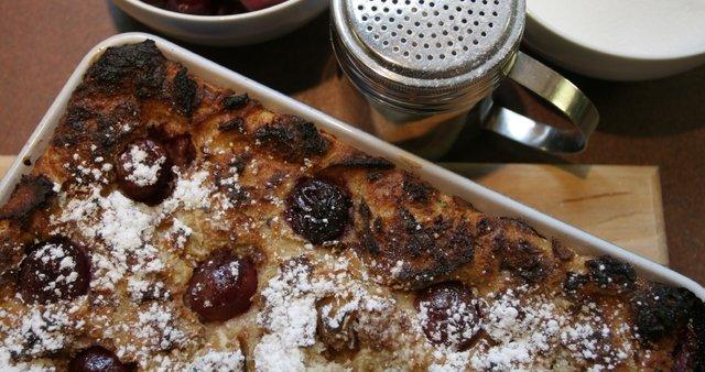 Češnjev souffle