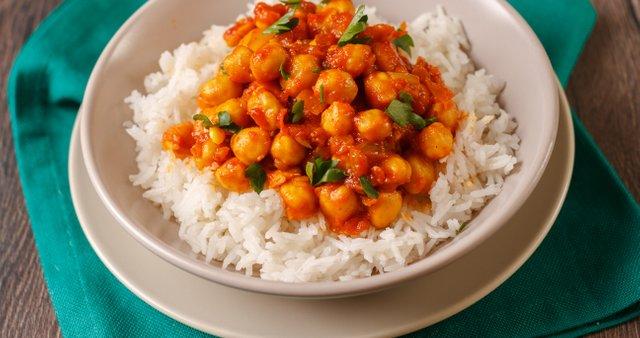 Čičerikin curry