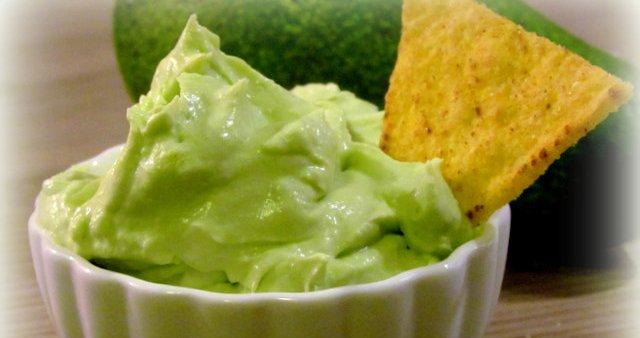 Avokadov guacamole