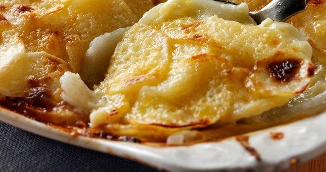 Krompir Dauphine