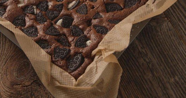 Browniji s piškoti