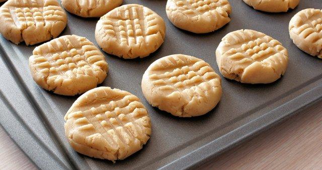 Piškoti z arašidovim maslom