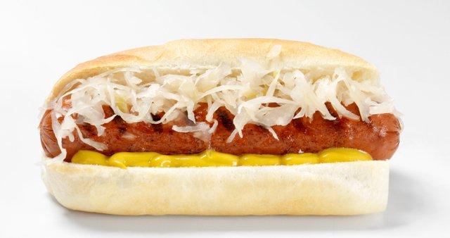 Hot dog po domače