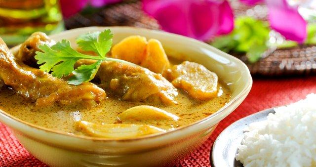 Indijski curry
