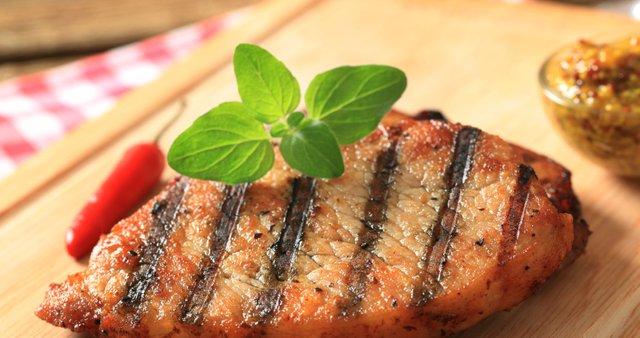 Pikantni svinjski zrezki