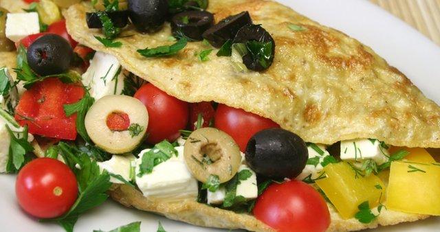 Grška omleta