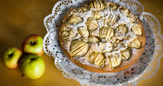 Nemška jabolčna pita