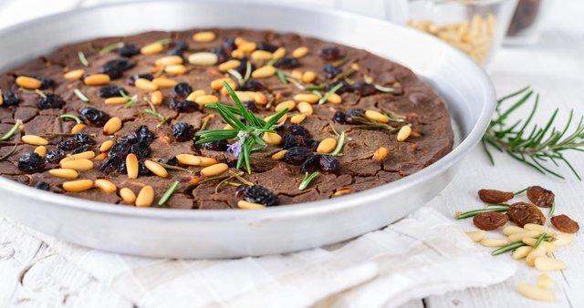 Italijanski kostanjev kolač