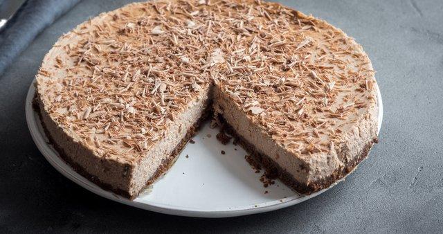 Čokoladni cheesecake z maskarponejem