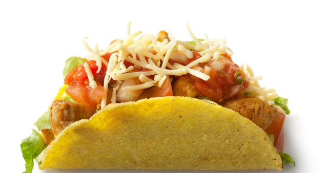 Piščančji tacos