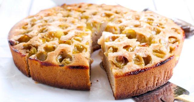 Italijanski grozdni kolač