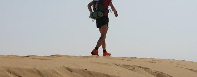 končan maraton po puščavi - 3