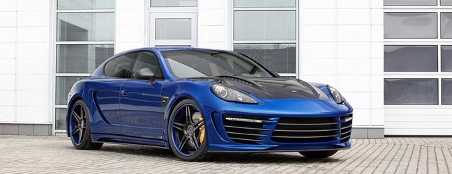 Porsche panamera stingray GTR 7/25 - 1