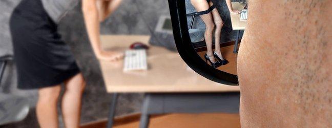 moški si žensko predstavlja golo