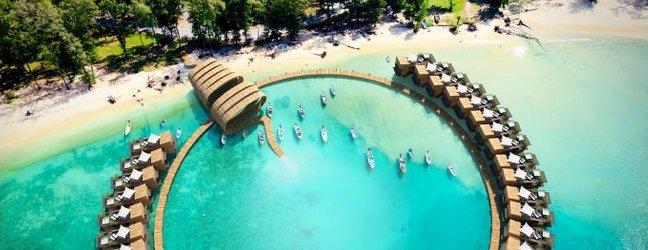 plavajoč hotel